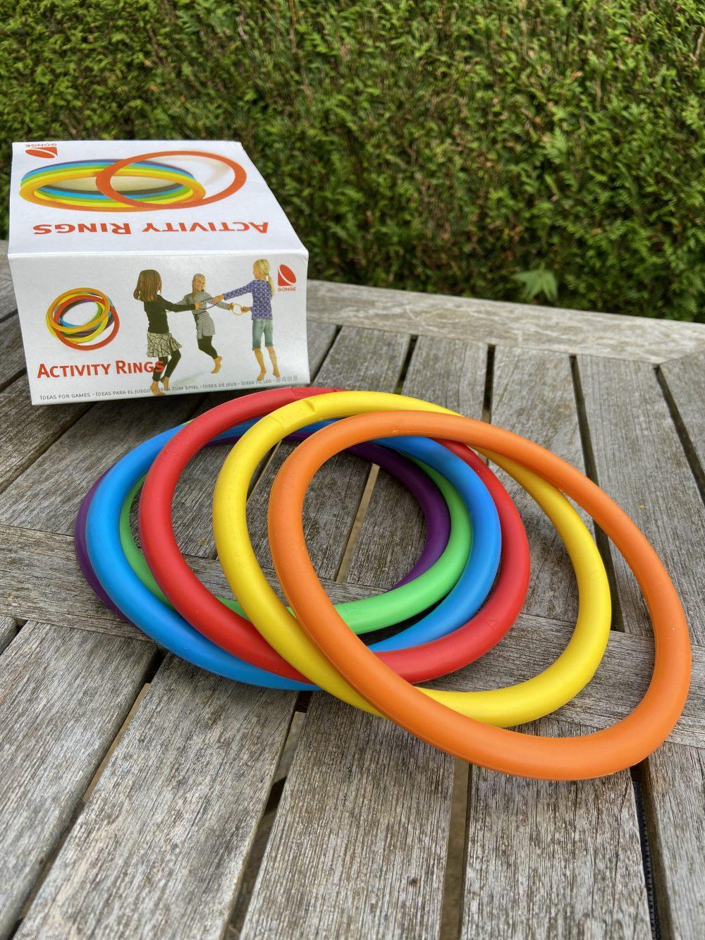 Activiteiten ringen